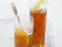 Orangen-Rum-Tee Rezept