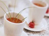 Orangen-Tomaten-Drink