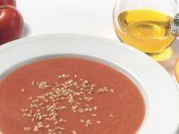 Orangen-Tomatensuppe Rezept