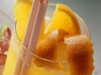 Orangendrink Rezept