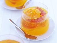 Orangengelee Rezept
