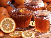 Orangenkonfitüre-Rezepte
