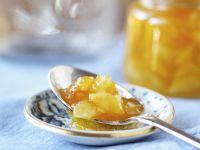 Orangenmarmelade mit Grapefruit Rezept