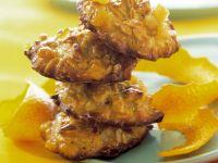 Orangenplätzchen Rezept
