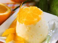 Orangenpudding Rezept