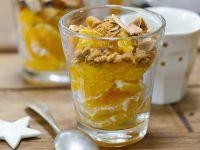 Orangensalat mit Mandeln Rezept