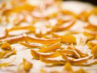 Orangenschalen kandiert Rezept