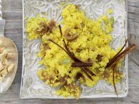 Orientalischer Gewürz-Couscous Rezept