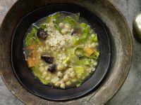 Orientalischer Graupeneintopf Rezept