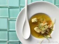 Rezepte mit Orzo-Nudeln