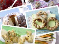 Vegetarische und vegane Highlights für die Ostertafel