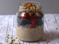 Overnight Oats Rezept
