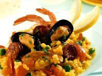 Paella Rezept