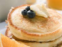 Pancakes fürs Breakfast Rezept