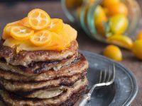 Pancakes mit Chia-Samen Rezept