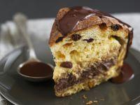 Panettone mit Schokoladensoße Rezept