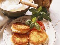 Panierter Mozzarella Rezept
