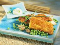 Paniertes Fischfilet Rezept