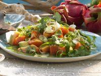 Papaya-Limetten-Salat Rezept