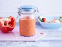 Paprika-Aufstrich Rezept