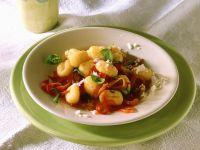 Paprika-Gnocchi Rezept