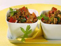 Paprika-Hackfleisch Rezept