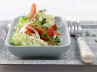 Paprika-Wirsing-Gemüse Rezept