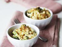 Pasta mit Broccoli und Käse Rezept