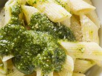 Pasta mit Pesto alla genovese Rezept