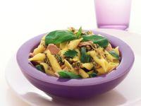 Pasta mit Thunfisch-Limetten-Pesto Rezept