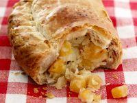 Paste nach englischer Art (Cornish Pasty) Rezept
