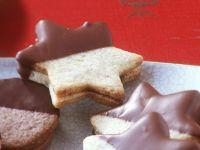 Pecannuss-Plätzchen mit Schokolade