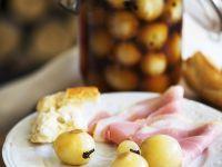 Perlzwiebeln in süß-saurer Marinade Rezept