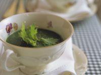 Petersiliensuppe mit Kartoffeln Rezept