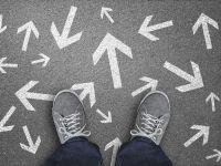 Warum es so gut tut, Entscheidungen zu treffen
