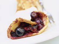 Pfannkuchen mit Heidelbeeren Rezept