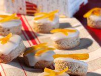 Pfeffernüsse mit Amaretto und Aprikosen Rezept
