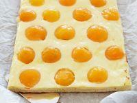 Pfirsich-Schmand-Kuchen Rezept