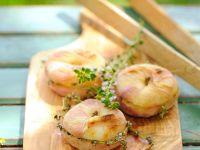 Pfirsich vom Grill Rezept