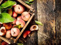 Wie der Pfirsich unsere Zellen schützt