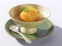Pfirsiche in Zitronensud Rezept