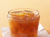 Pfirsichkonfitüre mit Ananas Rezept
