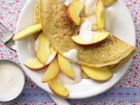 Rezepte mit Pfirsichmark