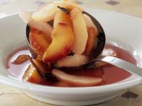 Pflaumenkompott mit Apfel und Birne Rezept