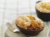 Pie mit Süßkartoffel Rezept
