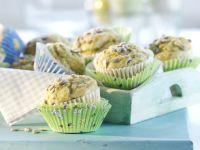 Pikante Buttermilch-Muffins Rezept