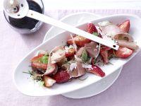 Pikante marinierte Erdbeeren Rezept