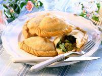 Pikante Teigtaschen auf indische Art (Samosas) Rezept