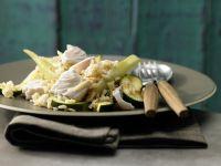 Pikanter Fisch-Gemüse-Topf