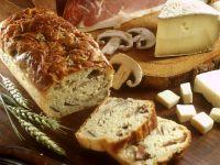 Pikanter Käsekuchen mit Schinken Rezept